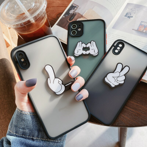 Case IPhone Ręce