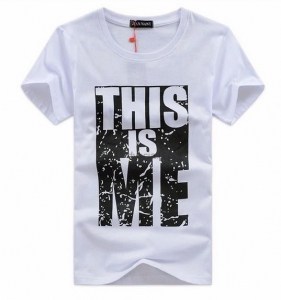 T-shirt 100% THIS IS ME S-4XL