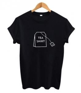 T-shirt damski Tea Shirt S-XL R03