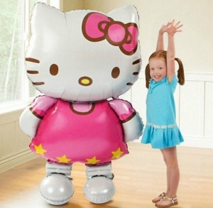 Balon Hello Kitty 116 cm