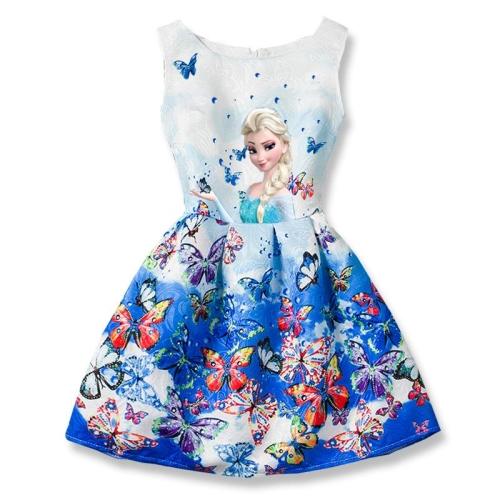 44b0797b4a Sukienka dziewczynka Kraina Lodu - Sklep internetowy Dybcia