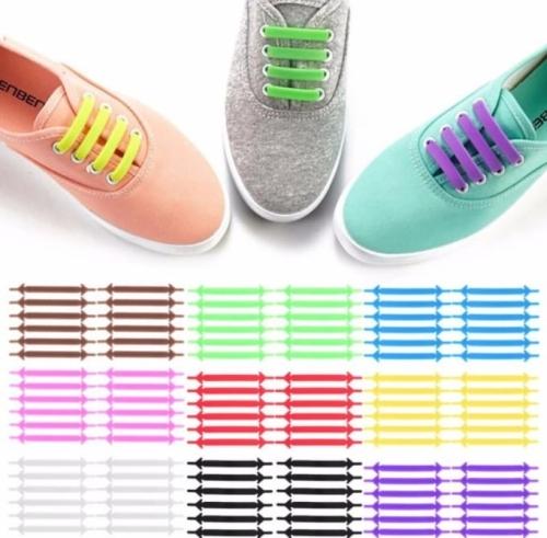 91a578896d99f Silikonowe sznurowadła do butów - Sklep internetowy Dybcia