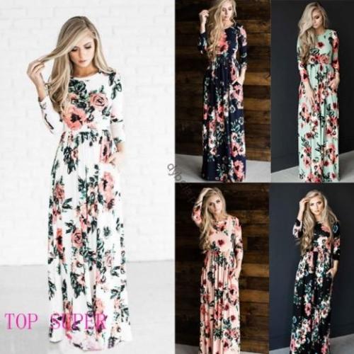 beee34f535 Piękna długa sukienka FLORAL JESIEŃ WIOSNA S-3XL.   vyr 2522 vyr 1849 vyr 1515 vyrp11 174th 550x600x90 w0pr image 3590.jpeg