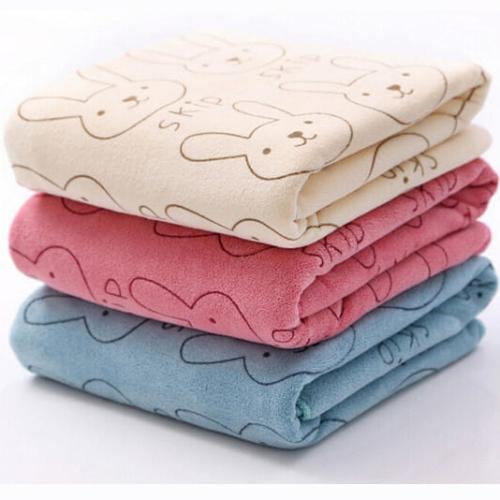 fba8a0fe2e9e4b Ręcznik dla dziecka z Mikrofibry Chłonne - Sklep internetowy Dybcia