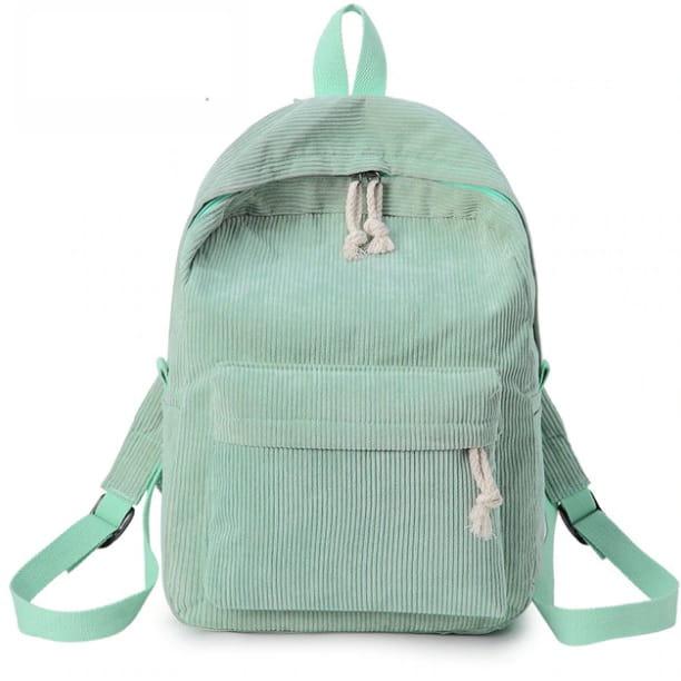 6201bedd27766 Plecak szkolny wyjazd Wycieczka Sztruks - Sklep internetowy Dybcia
