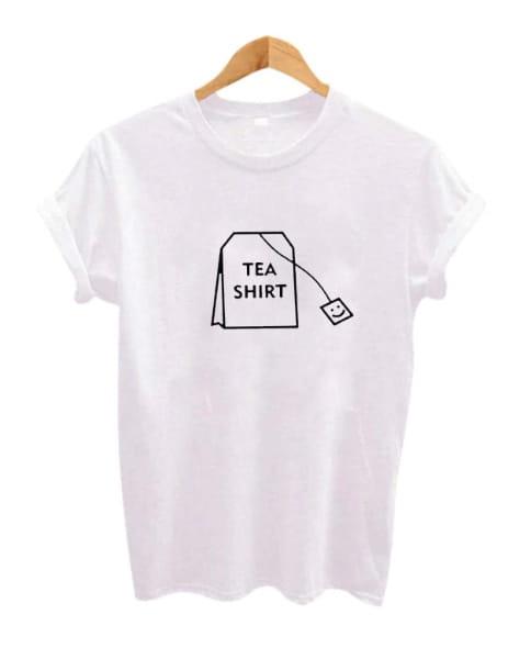 80871c8fb T-shirt damski Tea Shirt S-XL R03 - Sklep internetowy Dybcia